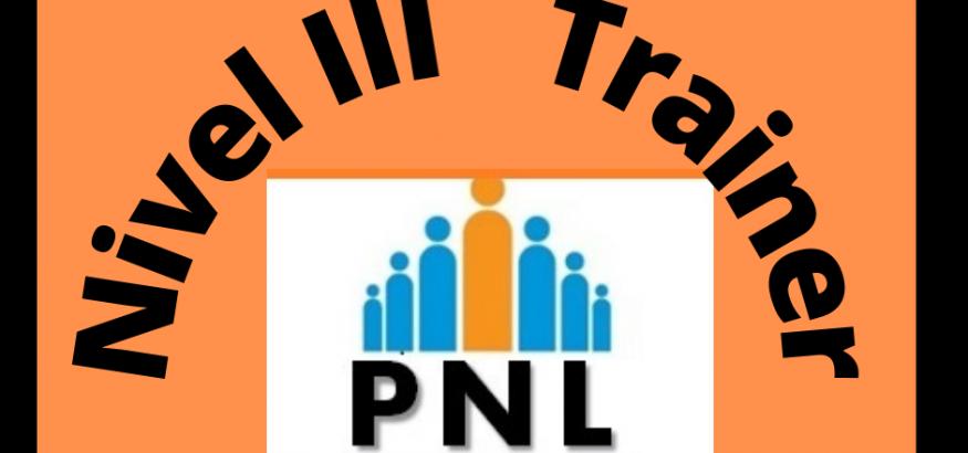 Nivel III Trainer en PNL